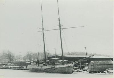 BOCK,   ISOLDA (1881, Schooner)