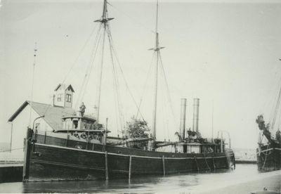 OWEN, IRA H. (1872, Bulk Freighter)