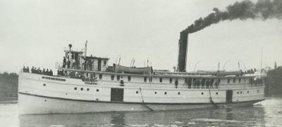 CARIBOU (1904, Propeller)