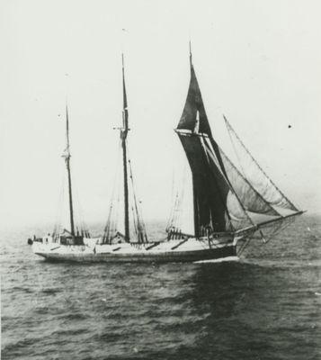 CARRIER (1865, Barkentine)