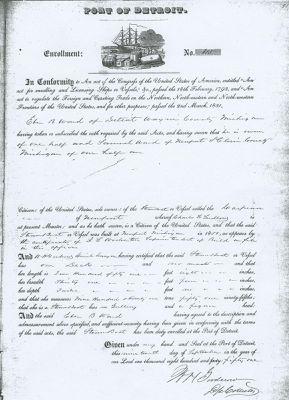 CASPIAN (1851, Steamer)