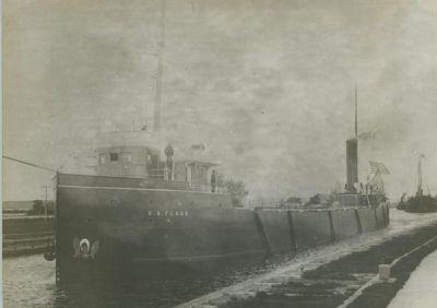 FLAGG, G.A. (1901, Propeller)