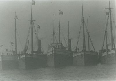 FOLSOM, A. (1885, Steambarge)