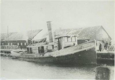 CROSBY, E. G. (1892, Tug (Towboat))