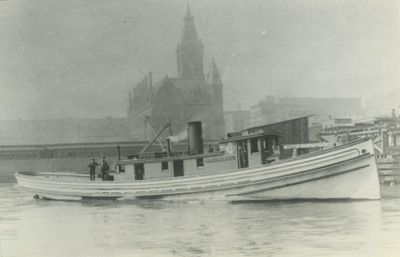 CROWELL, W.R. (1875, Tug (Towboat))