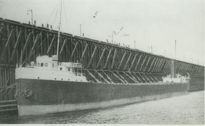 CUDDY LOFTUS (1906, Bulk Freighter)