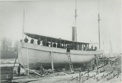 CUPID (1882, Excursion Vessel)