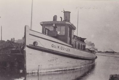 CUYLER, GEORGE W. (1880, Tug (Towboat))