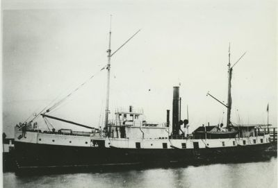 DAHLIA (1874, Lighthouse Tender)