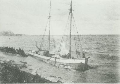 DANE (1857, Schooner)