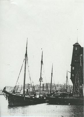 DANFORTH, F.L. (1872, Schooner)