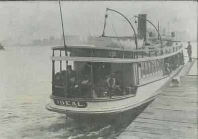 IDEAL (1885, Yacht)