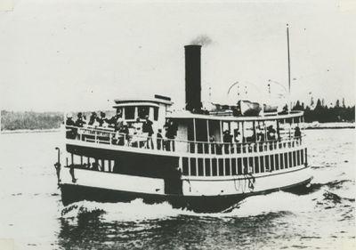 ISLAND BELLE (1891, Propeller)