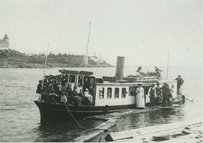 JENNIE R. (1888, Yacht)