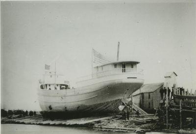 SCHROEDER, JOHN (1890, Steambarge)