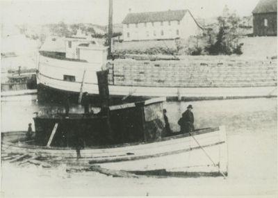 SAVIDGE, HUNTER (1866, Tug (Towboat))