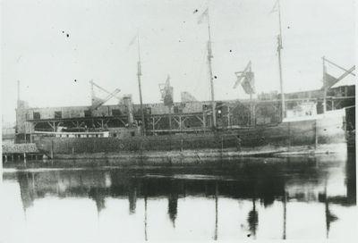 OHIO (1875, Bulk Freighter)