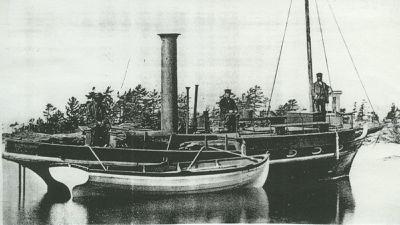 WAVE (pre1865, Steamer)