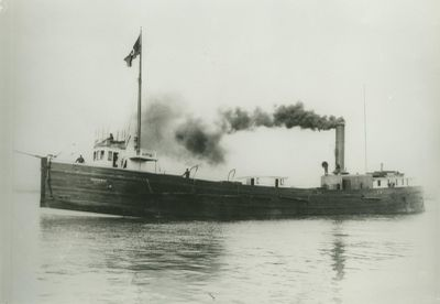 WAVERLY (1874, Package Freighter)