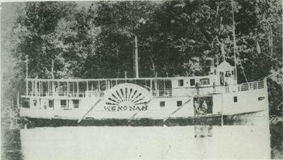 WENONAH (1866, Tug (Towboat))