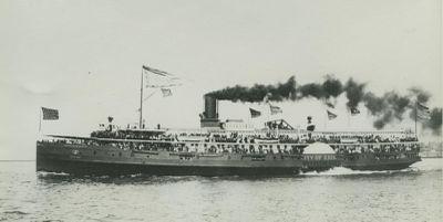 CITY OF ERIE (1898, Steamer)