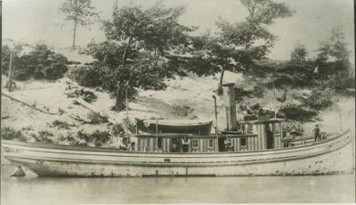 WHEELER, IRMA L. (1877, Tug (Towboat))