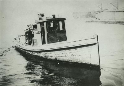 EDNA (1899, Tug (Towboat))