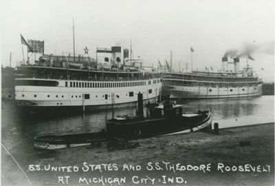 ELPHICKE, C.W. (1889, Tug (Towboat))
