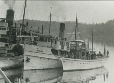 LAMBTON (1885, Barge)