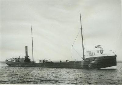 LANSING (1887, Bulk Freighter)