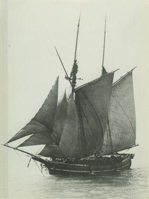 LAURA EMMA (1864, Schooner)