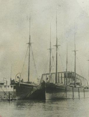 LAW, LIZZIE A. (1875, Schooner)