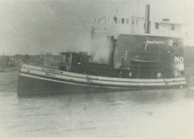 LEATHEM, IVY M. (1891, Tug (Towboat))