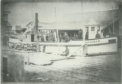 LIKEN, J.C. (1873, Steambarge)