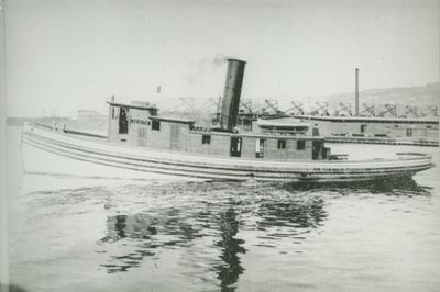 ZENITH (1895, Tug (Towboat))