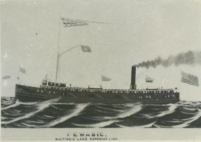 PEWABIC (1863, Propeller)