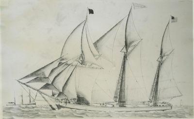 LUCERNE (1873, Schooner)