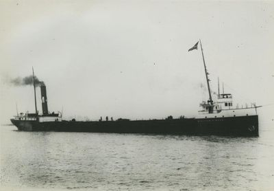 MACK, WILLIAM S. (1901, Bulk Freighter)