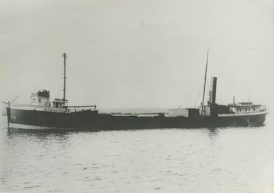 MADAGASCAR (1894, Bulk Freighter)