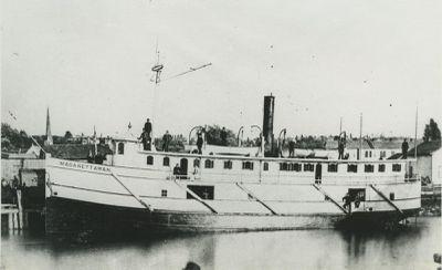 MAGANETTAWAN (1877, Propeller)