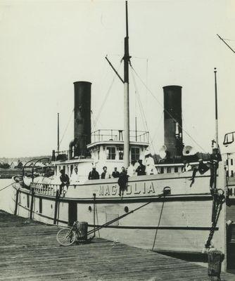 MAGNOLIA (1898, Tug (Towboat))