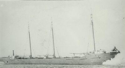 MALTA (1895, Barge)