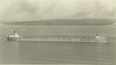 MANILA (1899, Barge)