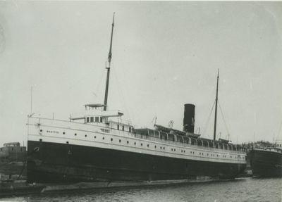 MANITOU (1893, Passenger Steamer)