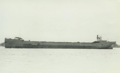 MARCIA (1895, Barge)