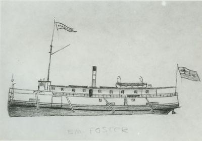 FOSTER, E.M. (1882, Propeller)