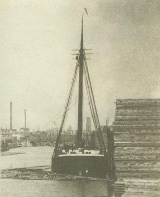 FLINT, SAM (1868, Schooner)