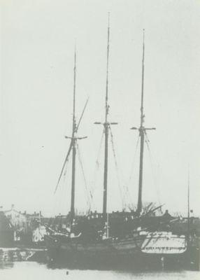 MARSHALL, CHARLIE (1881, Schooner)