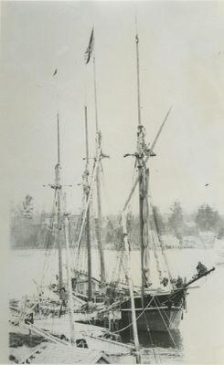 MASON, LOTTIE (1880, Scow Schooner)
