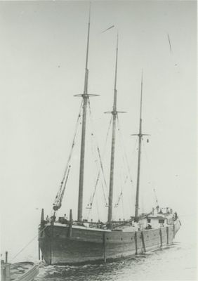 MASON, NELLIE (1882, Schooner)